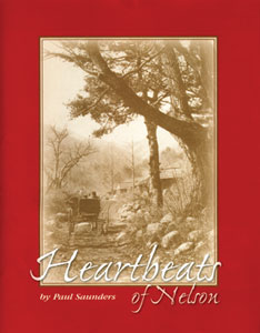 Heartbeats of Nelson by Paul Saunders